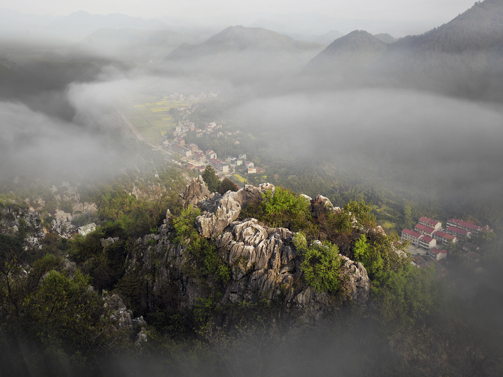 景点 浙江 列表  浙江省衢州常山县辉埠镇 三衢石林景区位于常山县